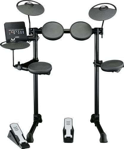 Yamaha DTX400K Electronic Drum Set Review: Does Popular = Good?