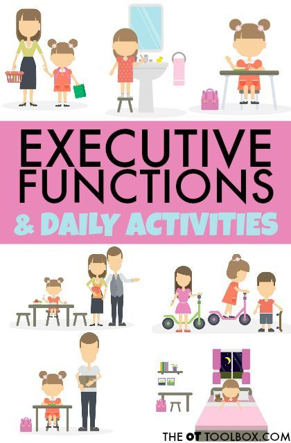 150 best Executive Functioning Resources for the Autism ...