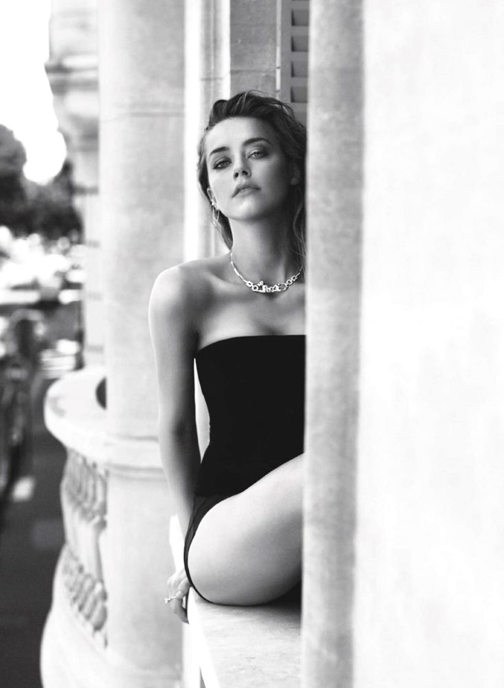 Beauty Mags: Amber Heard | Marie Claire US December 2015. Photographer Boe Marion.