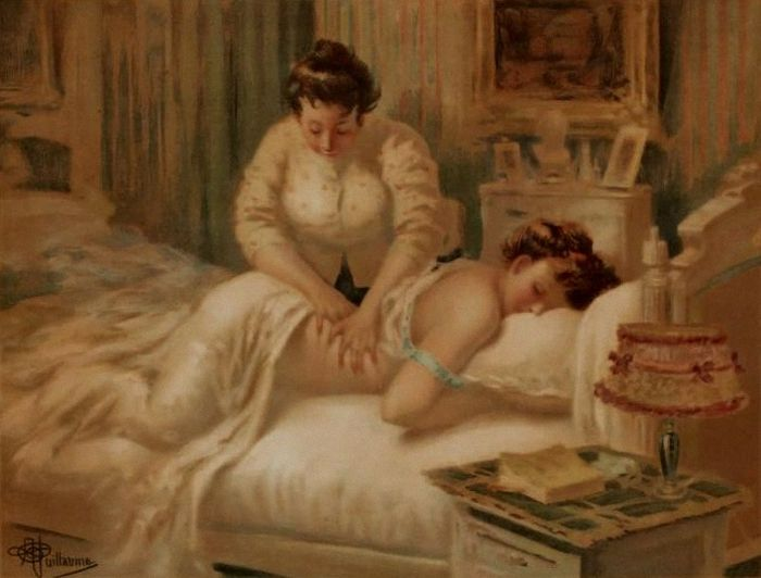 french massage