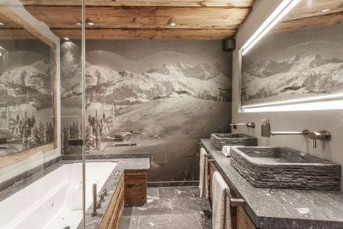 Diseño de baños de vanguardia – Gigantografias – FV Inspiración