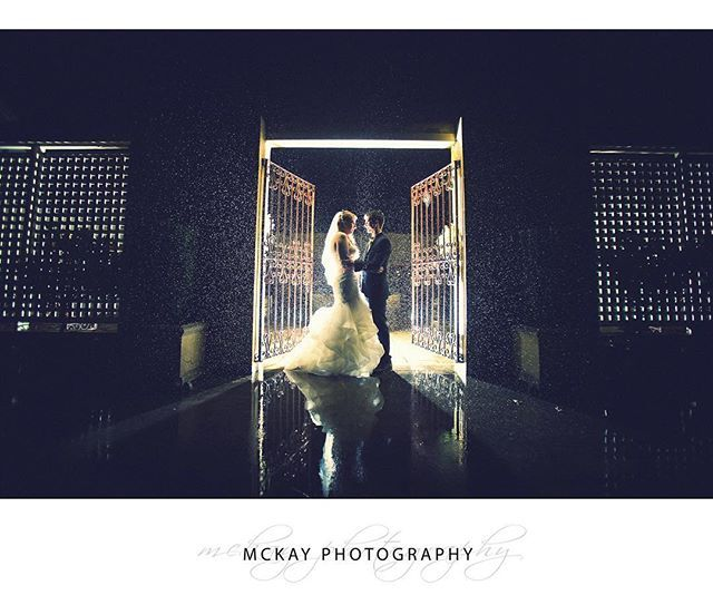 On a rainy day here's a great wet wedding shot from Danielle & Jerrod's wedding at @centennialvineyards in Bowral :)  #mckayphotography #centennialvineyards #bowral #wedding #southernhighlandswedding