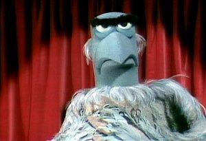 Sam, de Amerikaanse adelaar, is een personage uit de Muppet Show. De naam Sam wijst op Uncle Sam, zinnebeeld voor de Verenigde Staten.  Sam is een welgemanierde adelaar en vindt de Muppet Show maar een ziek en vreemd programma, inclusief alle personages die erin spelen. Alleen Statler en Waldorf vindt hij fatsoenlijke mannen. Hij heeft zichzelf uitgeroepen tot bewaker van de moraal.