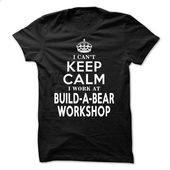 Build-A-Bear Workshop Tee - #shower gift #shirt ideas