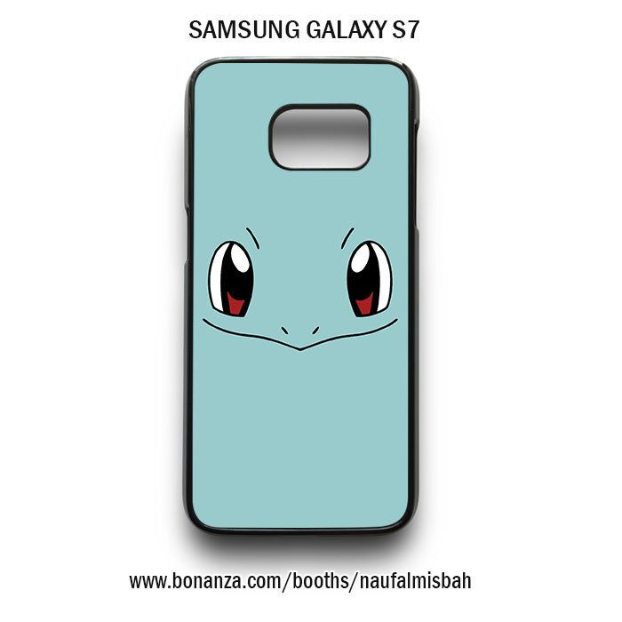 Squirtle Pokemon GO Samsung Galaxy S7 Case