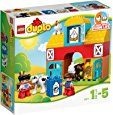 LEGO DUPLO Mes Premiers Pas - 10617 - Jeu De Construction - Ma Première Ferme: Amazon.fr: Jeux et Jouets