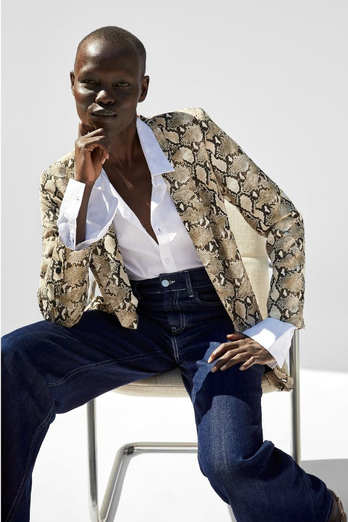 850ffd8079f3 How a Celebrity Stylist Spends $200 at Zara | Fashion | Printed ...