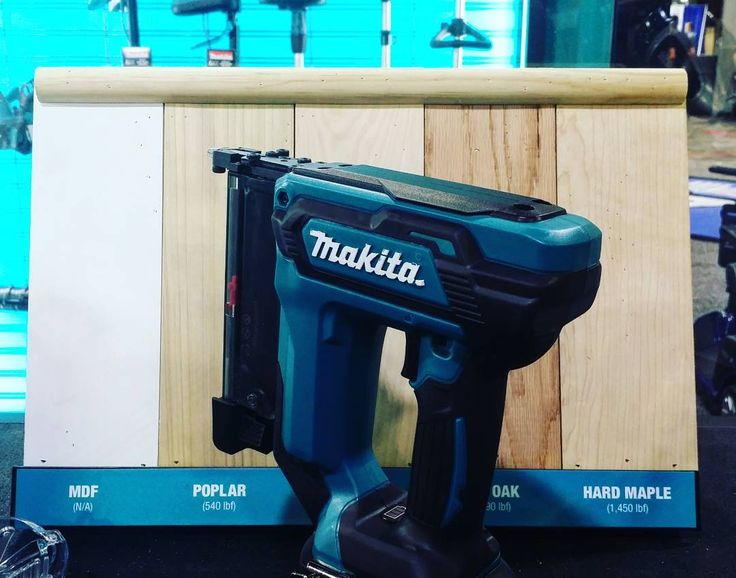 glued_n_screwedDid y'all know that @makitatools has a CORDLESS pin nailer?!? I didn't! And I was please try surprised to see it, especially after wanting on for so long. Any y'all want one as bad as I do?