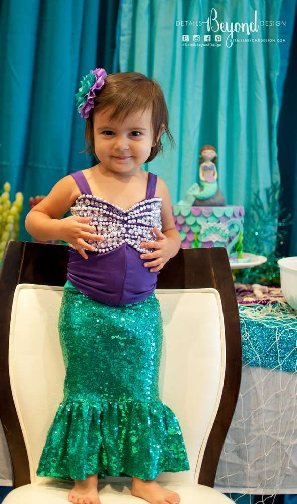 Pirate  Mermaid , Under the Sea Birthday Party Ideas