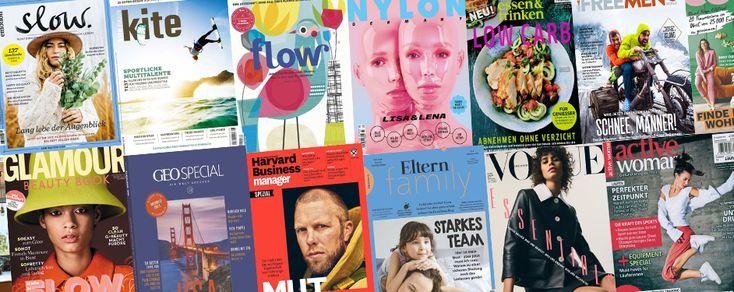 Meine Zeitschrift De Magazine Abos Und E Paper In 2020 Zeitschriften Starkes Team Horzu
