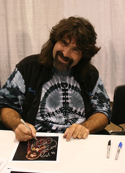 Mick Foley - Retired Professional Wrestler, Author, Comedian