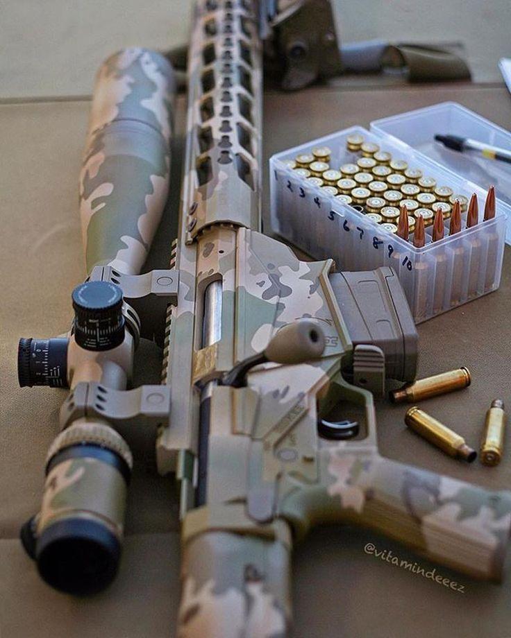2,032 отметок «Нравится», 4 комментариев — Gun Photography At Its Finest© (@firearmphotography) в Instagram: «Ruger Precision - Photo: @vitamindeeez»