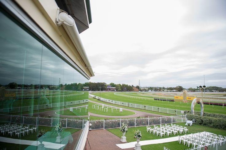 The Newcastle Jockey Club is a great wedding venue