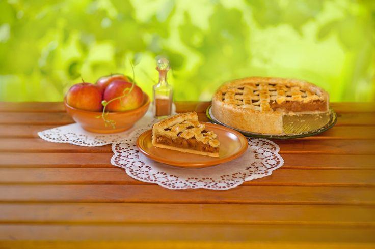 Jabłecznik - najlepiej smakuje latem