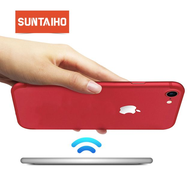 Suntaiho Qi Wireless Charger for iPhone XR 8 XS for Nexus6
