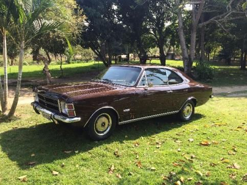 Gm - Chevrolet Opala 78 4cc - 1980