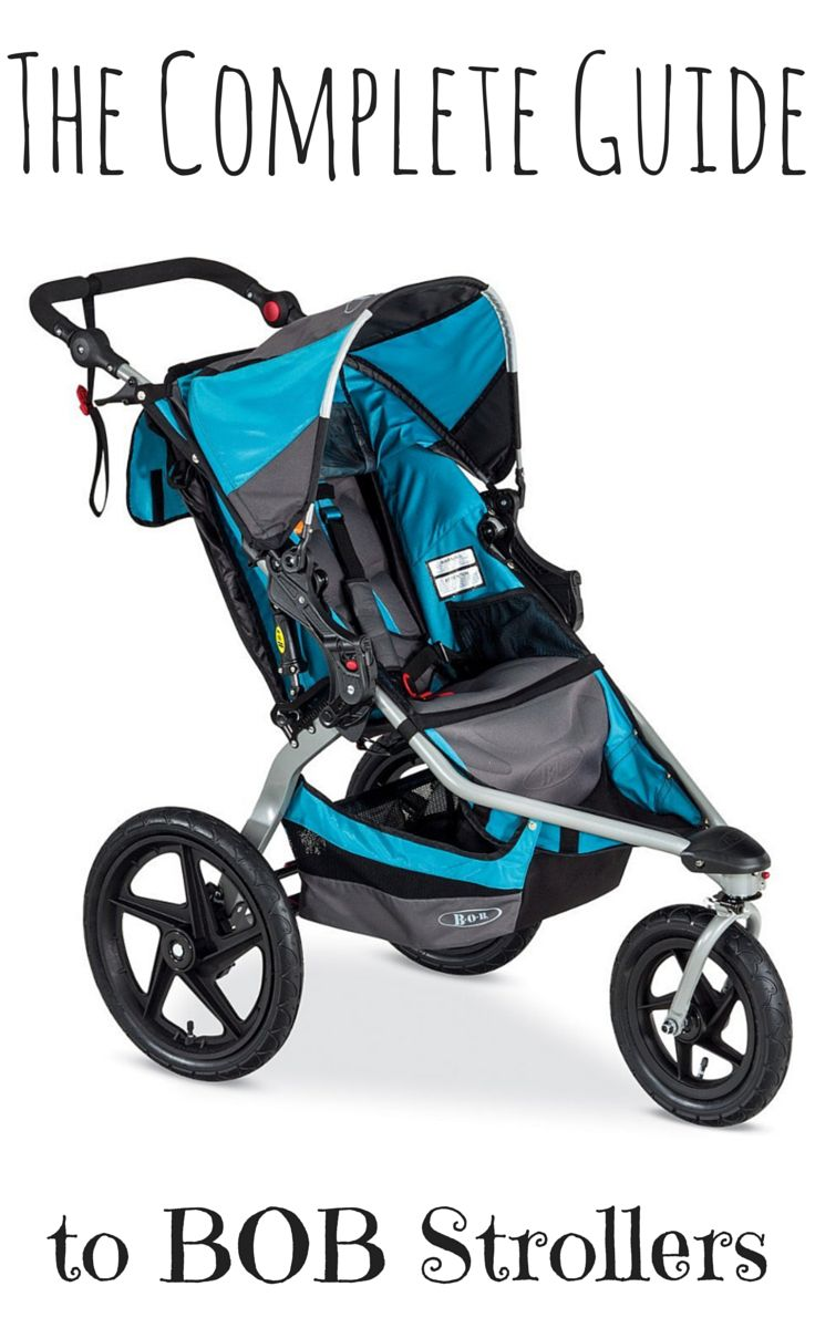 The complete guide and reviews of BOB Strollers…