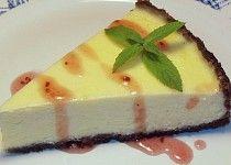 Kokosovo-tvarohový koláč (cheesecake)