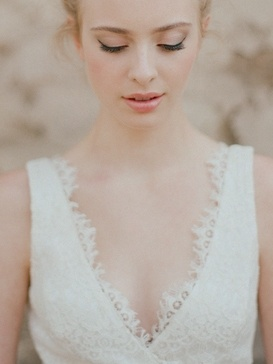 Beautiful make-up for bride..
