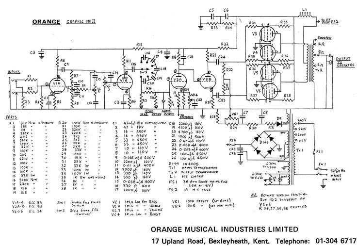 orange ad200b schematic - Google zoeken