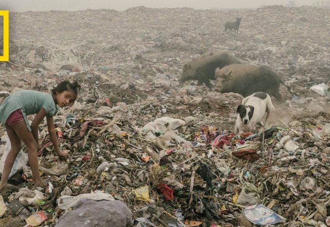 See How Children Live in the World's Most Polluted City