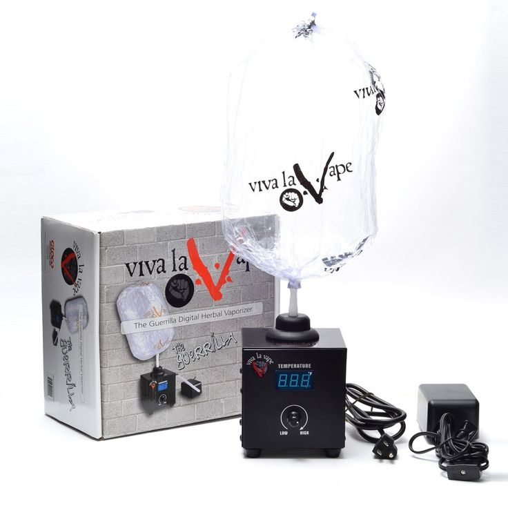 Forced Air: Forced Air Vaporizer