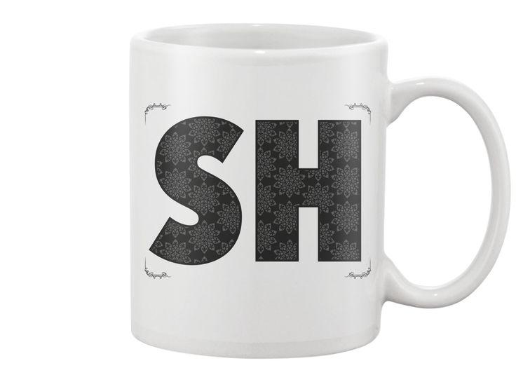 SH letter - Mug
