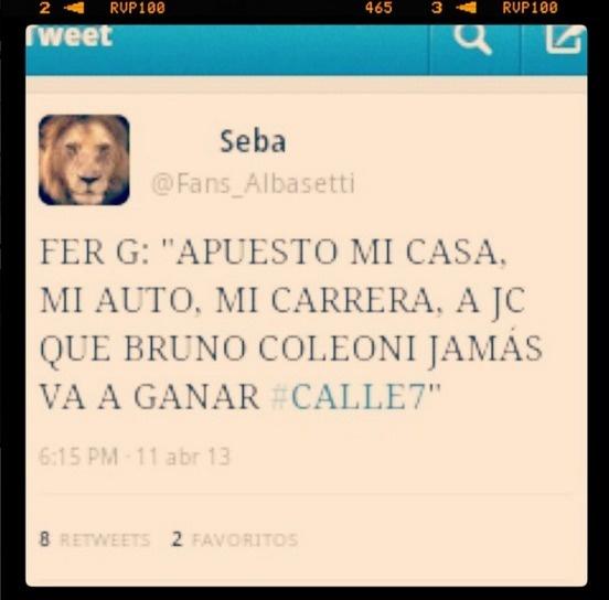 jajajaj @fernandagallardo :)