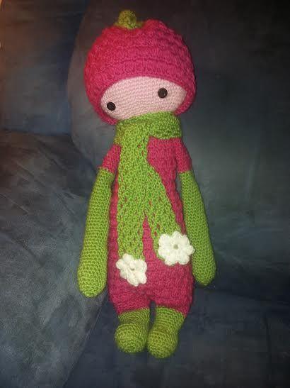 Lalylala-Raspberry Girl