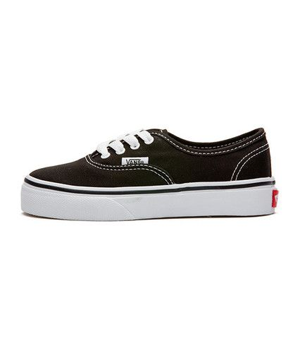 Vans Authentic Youth Kids Black http://www.oishi-m.com/collections/footwear/products/vans-authentic-youth-black