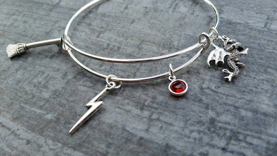 16 Beautiful Pieces of 'Harry Potter' Jewelry