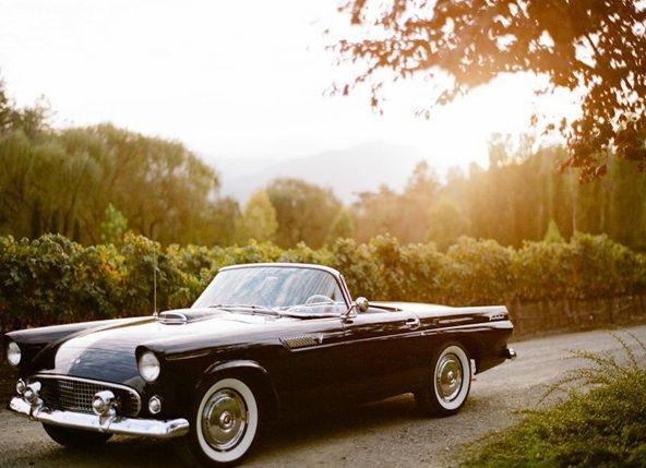 Elegant Purple Wedding At Black Swan Lake: 27 Best Old-fashioned Cars Images On Pinterest