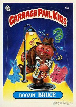 GARBAGE PAIL KIDS - Original Series 1 Card Collection — GeekTyrant