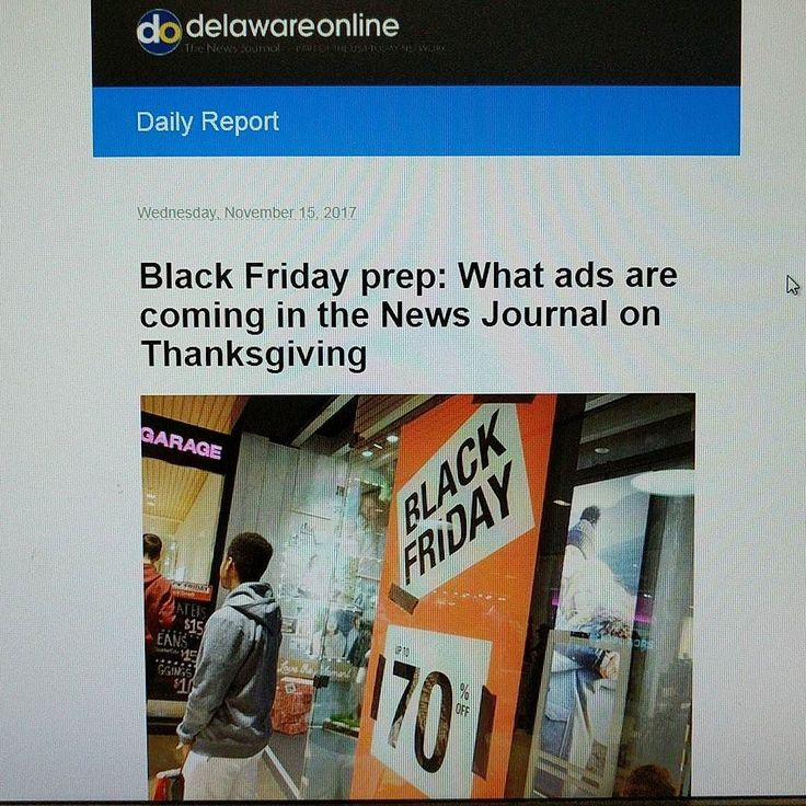 """This is the lead story in the daily """"news"""" digest email from Delaware's largest newspaper. Was there no actual news to report @delawareonline?"""