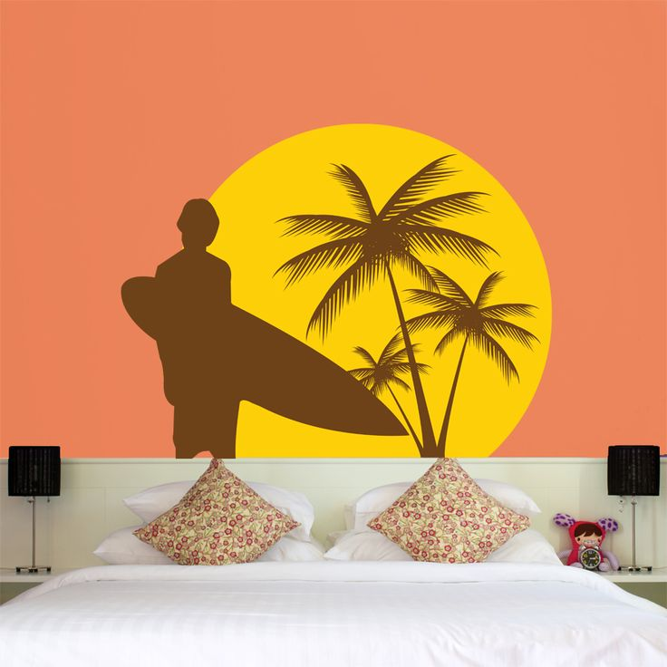 Kick Off Your Shoes And Relax To Our Tropical Wall Decals. These Wall  Decals Will Make You Think Your On Vacation Everyday. Part 74