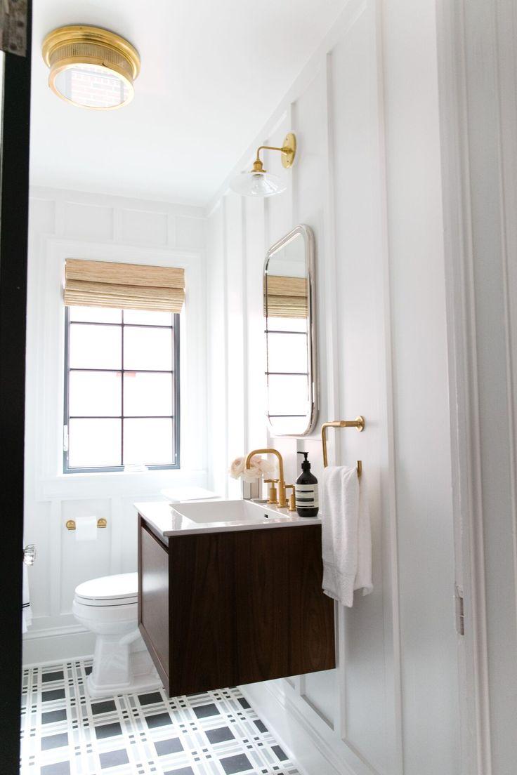 shades bathroom furniture uk%0A Denver Tudor Project   Studio McGee   The Shade Store