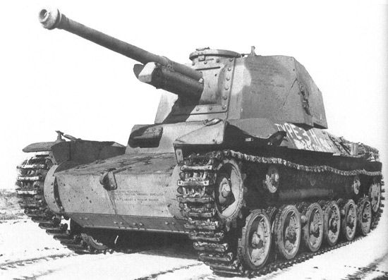 Japanese Type 3 Chi-Nu tank. The Type 3 Chi-Nu was a Japanese medium tank built to defend the home islands during World War II. It was never used in combat since the Japanese surrendered prior to Allied invasion. 166 were built.