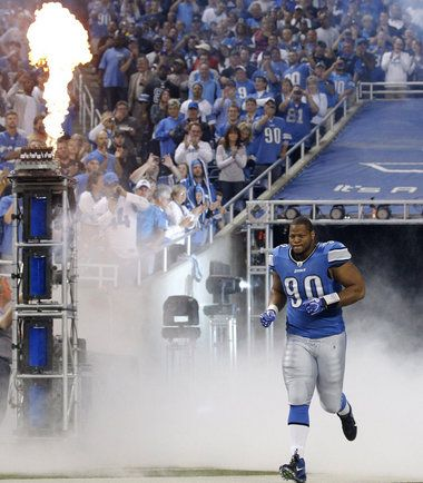 Detroit Lions sell out two games, nearing sell out on two more