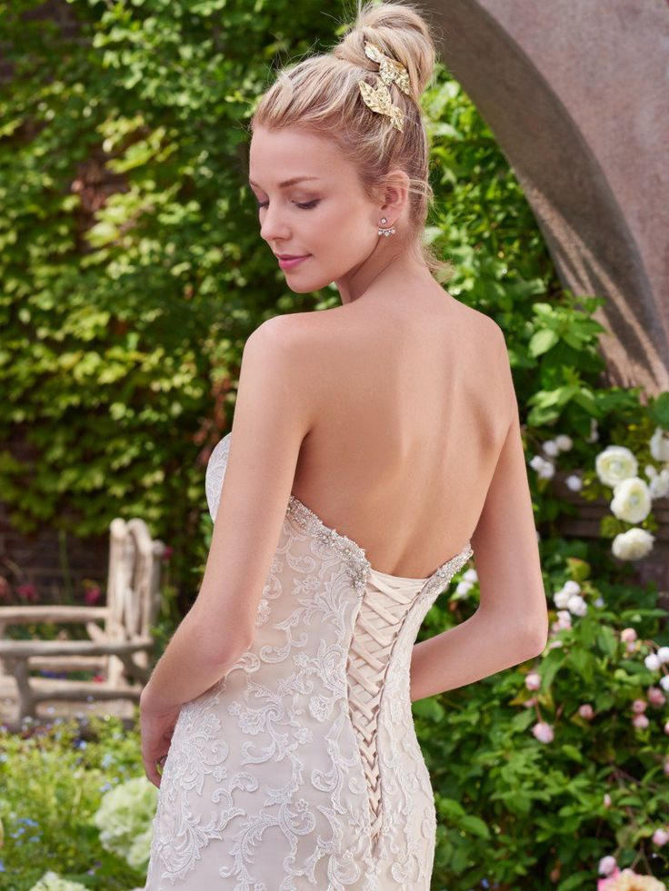93 best Rebecca Ingram Kaitlyn Collection images on Pinterest  Wedding frocks Short wedding