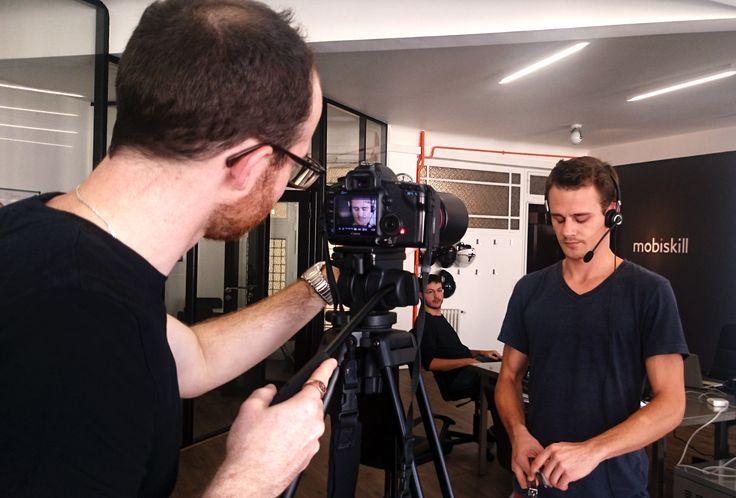 Antoine, un acteur d'avenir ! #teaser #babyfoot #tournage