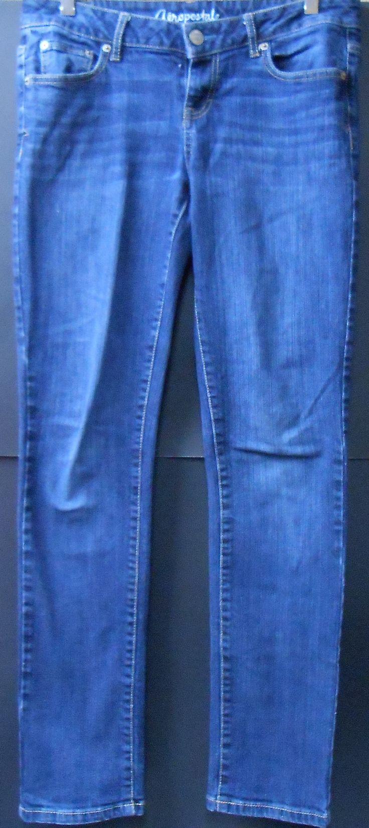 Aeropostale Size 8 Regular Women's Skinny Jeans