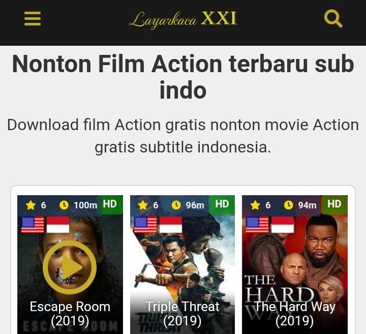 Indoxxi Layarkaca21 Dan Situs Download Film Ganool Movie Kaskus Film Film Petualangan Film Perang
