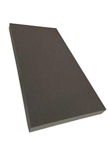 "Advanced Acoustics 3""acousti-slab Studio Foam 2ft By 4ft Panel Acoustic Treatment"