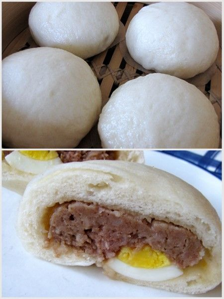 how to cook siopao dough