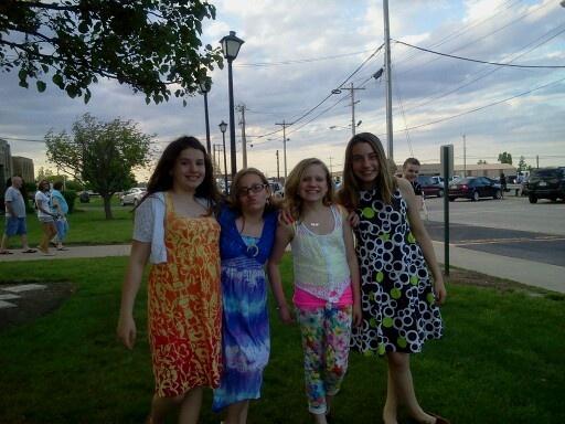 Me  sisters