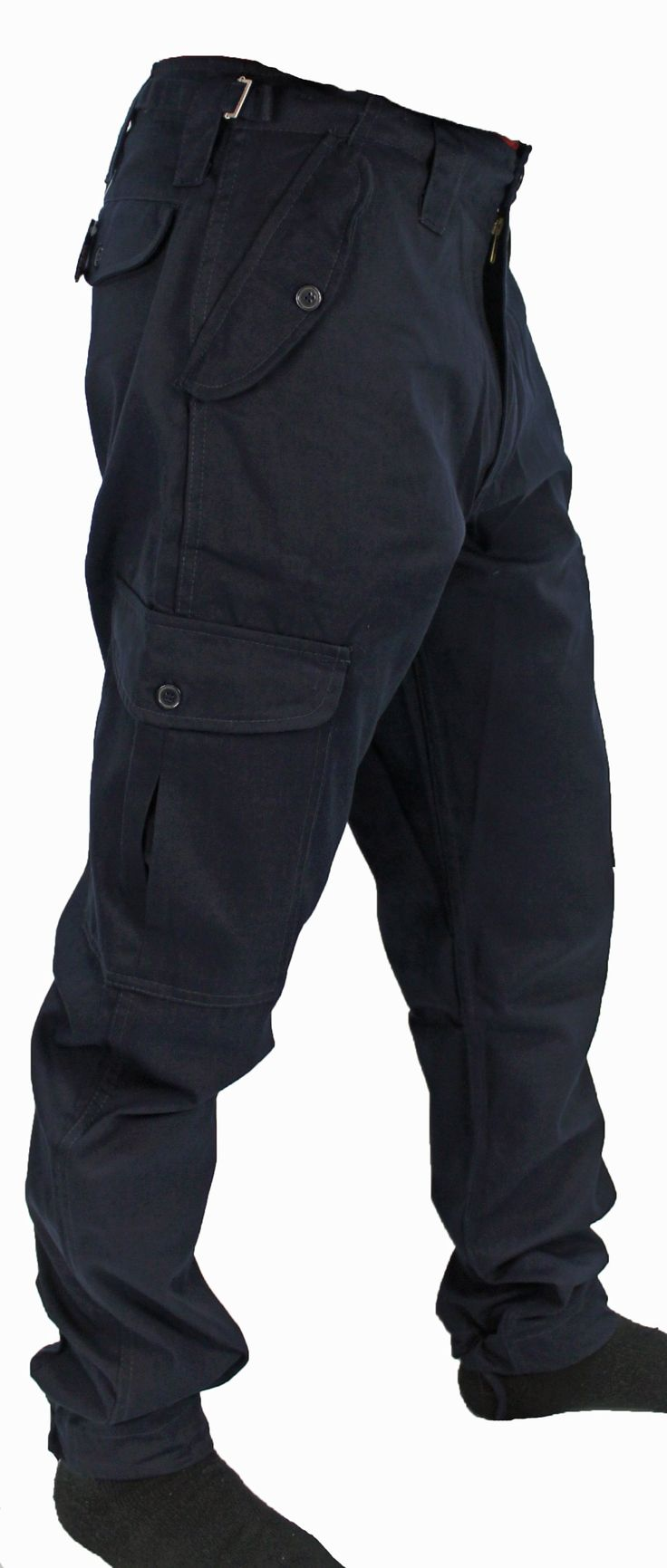 Mens Army Combat Work Trousers Pants Combats Cargo by WWK / WorkWear King: Amazon.co.uk: Clothing