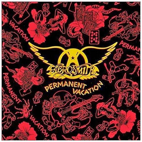 Permanent Vacation - Aerosmith (1987)