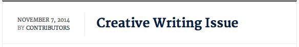 The Hoya - The Creative Writing #the hoya #hoya #the guide #creative writing edition #creative writing #writing #write #creative #short story #story #stories #flash fiction #fiction #fiction writing