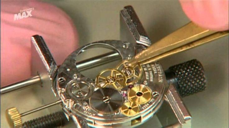 Así se hace - Relojes de lujo (I)