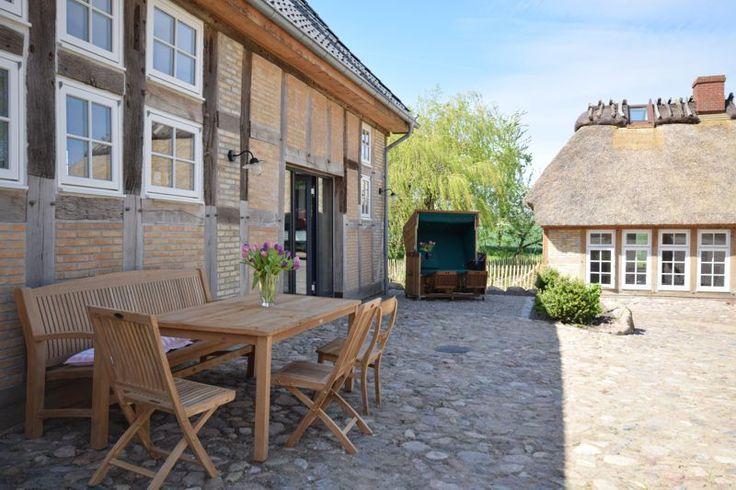 ★★★ Ferienhaus und Bauernhof an der Ostsee! ✔ Perfekt für Familien ✔ Scheunen und Appartements in skandinavischem Design ✔ Sehr gute Lage nahe Ostsee